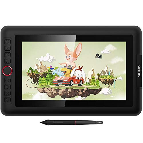 Drawing Monitor Artist12 Pro Drawing Monitor Battery-Free Stylus Drawing Display Tilt Supported