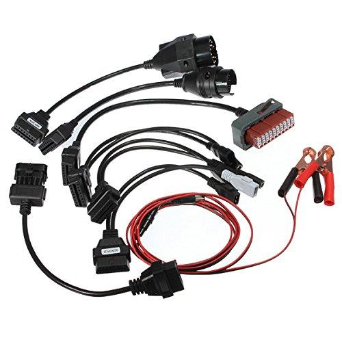 JenNiFer 8 Câbles De Voiture Adaptateur pour Câble D'Interface De Diagnostic Autocom Cdp Pro