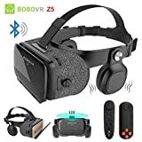 BOBOVR Z5 4D - Gafas 3D con Bluetooth para iPhone 8 y Android