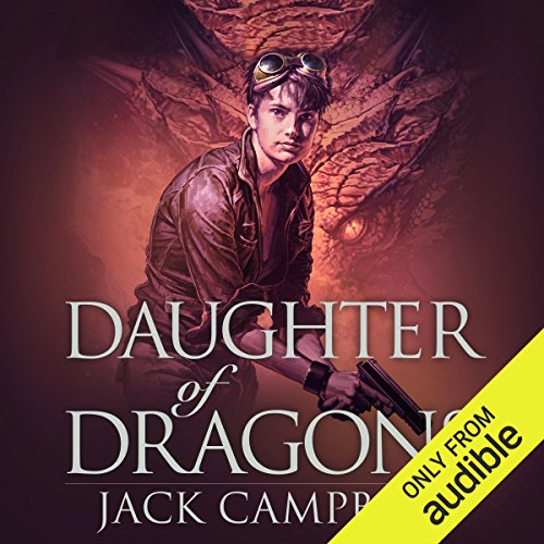 Daughter of Dragons audiobook cover art