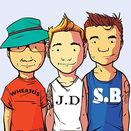 Wheatus, Josh Devine & Sandy Beales