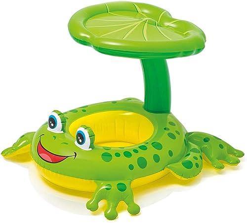 Bateau de piscine pour bébé et mahomme, siège de flotteur gonflable pour parents, piscine pour enfants, anneau de bain mère-enfant,1