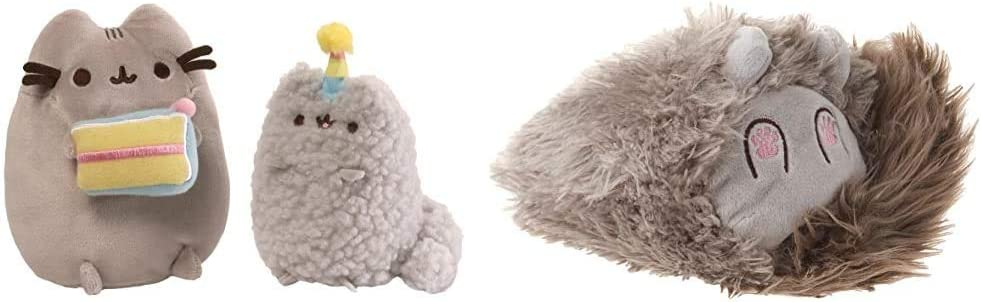GUND Pusheen and Stormy Birthday Stuffed Collector Plush Selling rankings Super Special SALE held Animals