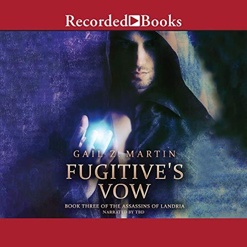 Fugitive's Vow cover art