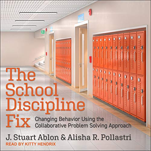 The School Discipline Fix cover art