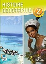 Histoire Géographie 2de - Manuel élève de Jean-Marc Vidal
