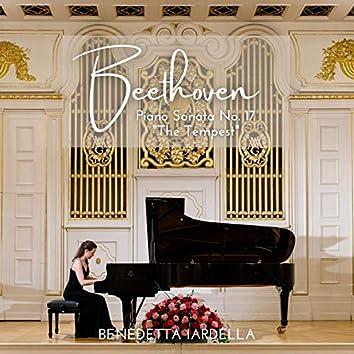 """Piano Sonata No. 17 """"The Tempest"""""""