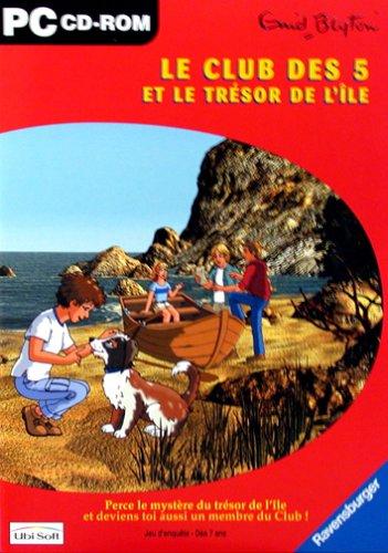 Le Club des 5 et le trésor de l'île