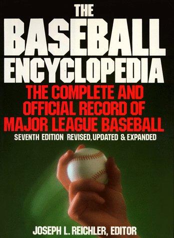 The Baseball Encyclopedia (Seventh -7th- Edition)