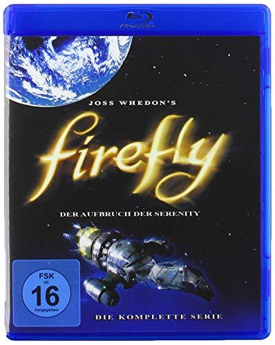 Firefly: Der Aufbruch der Serenity- Season 1 [Blu-ray]