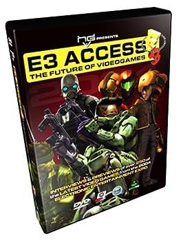 E3 Access 2004  The Future Of Video Games  DVD  - PC