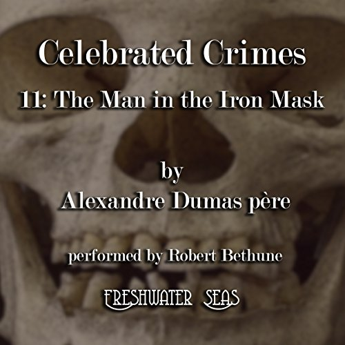 The Man in the Iron Mask audiobook cover art