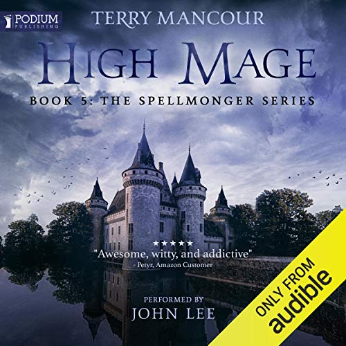 Couverture de High Mage