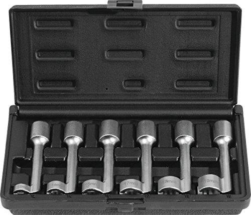 "KS Tools 913.1210 1/2"" Offener Ring-Steckschlüssel-Satz, 6-tlg."