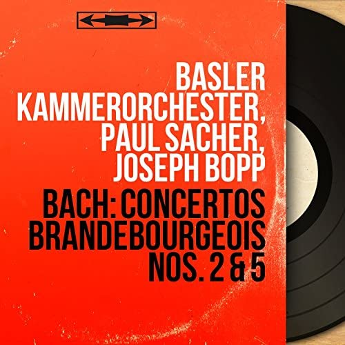 Basler Kammerorchester, Paul Sacher, Joseph Bopp