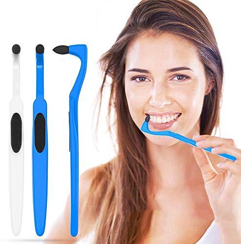 Blanqueador Dental Profesional 3Pcs, Lápiz de Limpieza Dental para Blanquear Dientes, Kit de Blanqueamiento Dental para Elimina Eficazmente la Placa, Sarro, Manchas Dentales