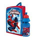 bbs Lunch Kit Spiderman 45859-121248 Uomo Ragno
