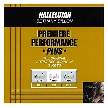 Premiere Performance Plus: Hallelujah