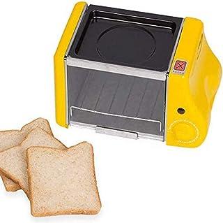 Horno eléctrico Multi-Funcionamiento Retro tostador de convección Horno, Máquina de hacer pan pizzas, construido en el temporizador, Incluye recipiente for hornear hornos baratos RVTYR