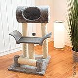 Bontoy Arbre A Chat Dreamer Gris 75cm