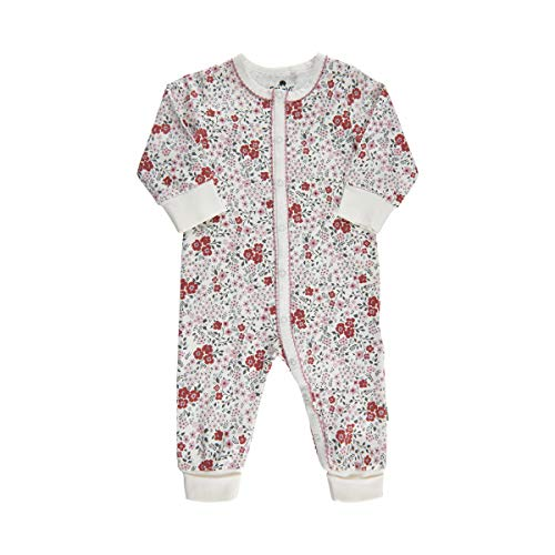 CeLaVi Nightsuit Ensemble Pyjama, Rose flétrie, 80 Bébé Fille