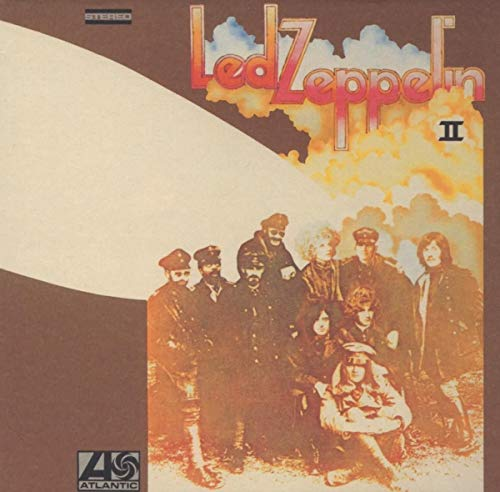 Bild: Led Zeppelin II