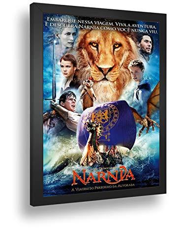 Quadro Decorativo Poste As Cronicas De Narnia A Viagem