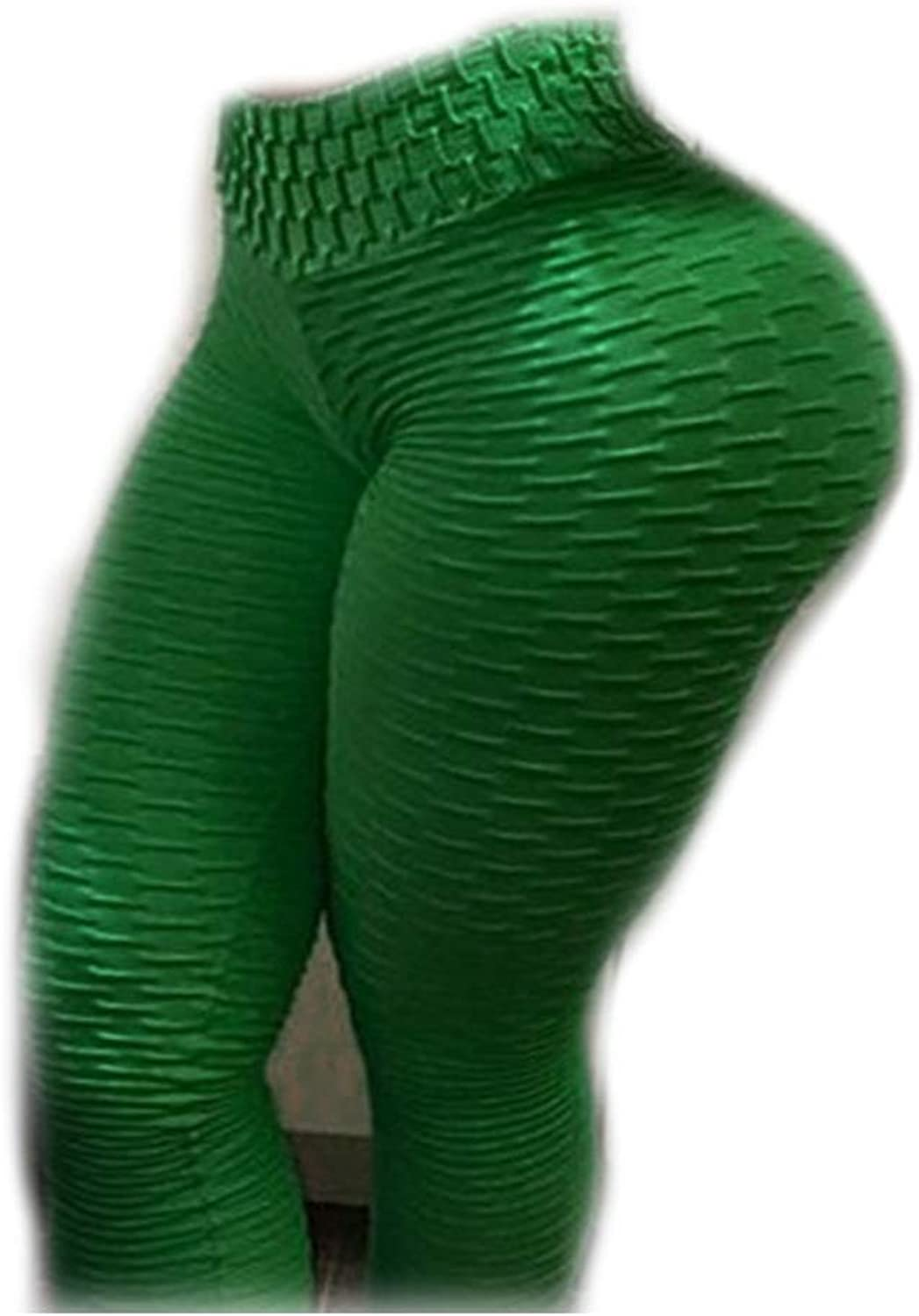 Eseres 12 colorways High Waisted Leggings for Women Butt Lifting Slimming Leggings Textured Stretchy Sexy Yoga Pants