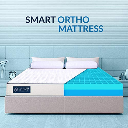 The Sleep Company SmartGRID Orthopedic Mattress