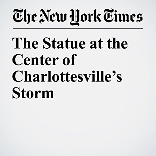 The Statue at the Center of Charlottesville's Storm copertina