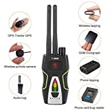 T-8000 RF Signal Detector Wireless Bug Detector gsm Audio Finder Localizzatore Scanner GPS per Dispositivo di ascolto gsm Telecamera Nascosta Wireless