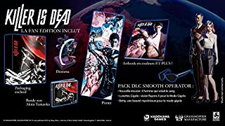 Killer is dead - édition fan (B00DQ7BVNO) | Amazon price tracker / tracking, Amazon price history charts, Amazon price watches, Amazon price drop alerts