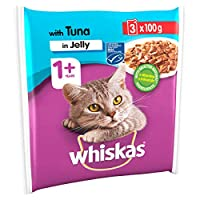Delicious cat food slices for a convenient and fresh meal Wet cat food pouches for adult cats made with carefully prepared recipes 100% complete and balanced meal with no artificial flavours, colours or preservatives Comes with balanced mineral level...