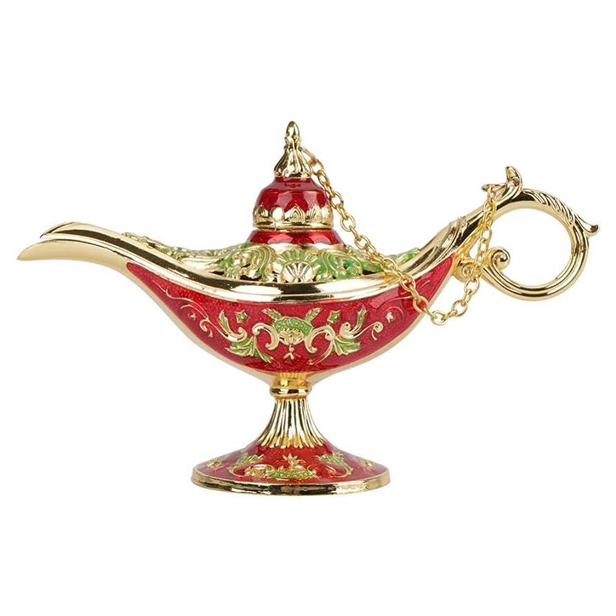 バン費やす有利アラジンの装飾、クリスマスのための新しい伝説のアラジンの魔法の魔神ライトランプテクスチャ(#1)