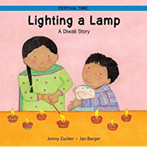 Lighting a Lamp: A Diwali Story (Festival Time Series)