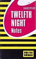 William Shakespeare's Twelfth Night (Coles Notes) 0774032367 Book Cover