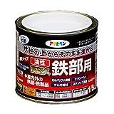 アサヒペン 油性高耐久鉄部用 グレー 1/5L