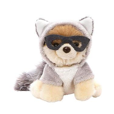 "GUND Itty Bitty Boo Plush Stuffed Raccoon, 5"""