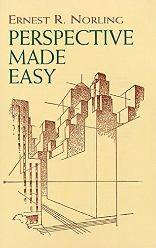 Perspective Made Easy (Dover Art Instruction) (English Edition)