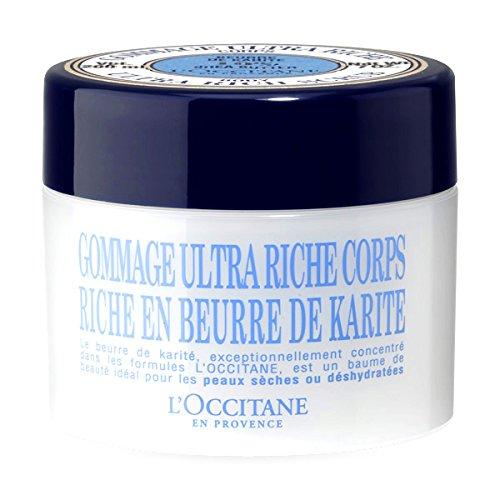 L'Occitane Occitane Shea Butter Ultra Rich Body Scrub 200 ml - 200 ml