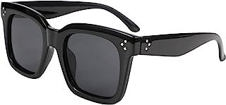 نظارات شمسية نسائية من FEISEDY بتصميم عصري عصري مربع متدرج نظارات شمسية B2486