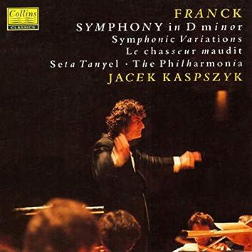 Franck: Symphony in D Minor - Symphonic Variations - Le chasseur maudit