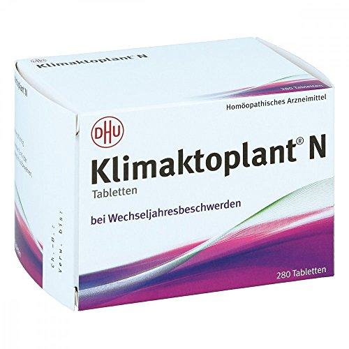 Klimaktoplant N, 280 St. Tabletten