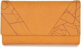 Baggit Women's Wallet (Yellow)