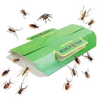 Greenty 12 Trampas Trampas contra Escarabajos y Cucarachas,