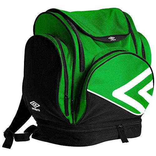 UMBRO Pro training rugzak, casual, 45 cm, 35 liter, groen