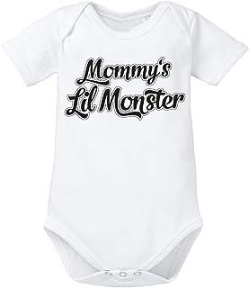 clothinx Baby Body Bio Mommys Little Monster