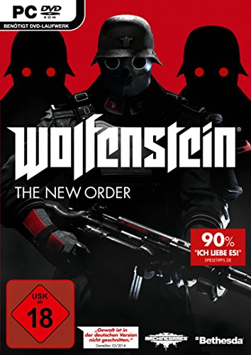 Wolfenstein: The New Order - [PC]