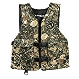 Airhead Adult Sportsman life vest with pockets-Large/XX-Large, Camo