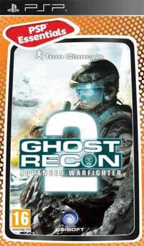 Jogo Tom Clancy's Ghost Recon: Advance Warfighter 2 PSP